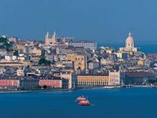 Lisabona panorama apa