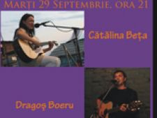 Catalina Beta si Dragos Boeru