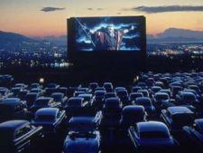 Filme in aer liber in Bucuresti