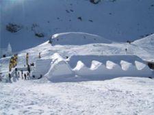 hotel gheata balea lac
