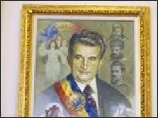 ceausescu tablou