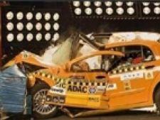 Crash-test masina China