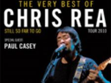 Chris Rea la Bucuresti