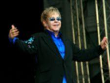 Elton John la Bucuresti
