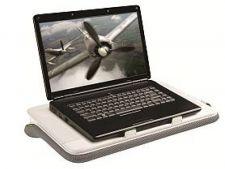 Logitech Speaker Lapdesk N700, suport pentru laptop cu difuzoare