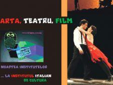 Institutul Italian De Cultura la Noaptea Institutelor Culturale