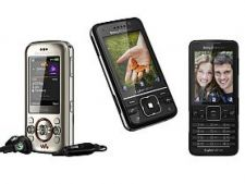 Sony Ericsson new phone