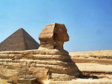Adrenalina la distanta de o furculita (VII) : Egipt