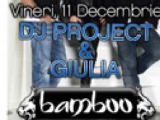 Dj Project in Bamboo