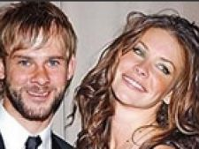 Evangeline Lilly si Dominic Monaghan