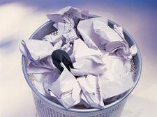 Cum sa reciclezi hartia