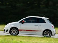 Fiat 500 Abarth Open Edition