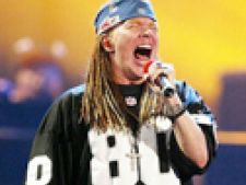 Guns N' Roses nu mai canta in Romania? (UPDATE)