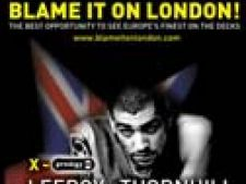Blame it London