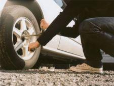 Cum sa schimbi roata la masina