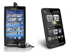 Sony-Ericsson-XPERIA-X10-HTC-HD2-T-mobile