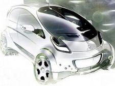 Mitsubishi Prototype i MiEV la Geneva