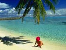 turista la plaja