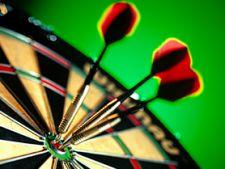 Unde jucam darts in Bucuresti