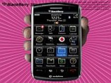 BlackBerry Storm Romania Vodafone