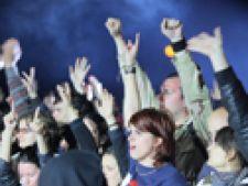 public rock festival