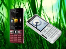 Sony-Ericsson-Green-phones