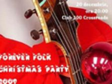 Forever Folk Christmas Party