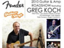 Concert Greg Koch