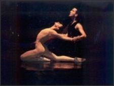 balet rosu si negru