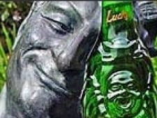lucky budha beer