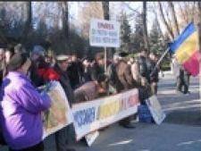manifestare chisinau