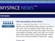 MySpace News