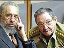 fidel si raul Castro