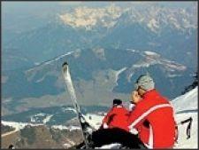 priveliste munte ski