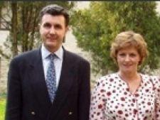 Principesa Margareta şi Principele Mihai