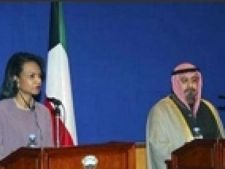 condoleezza rice kuweit
