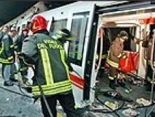 accident metrou Roma