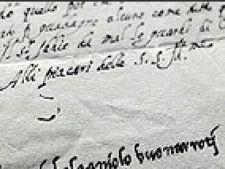 scrisoare michelangelo