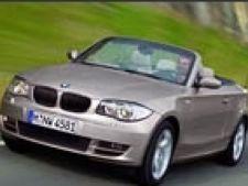 BMW Seria 1 Cabrio