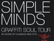 Simple Minds la Bucuresti