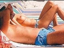 Sorana Topless