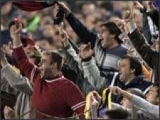 Fotbalul, risc de atac de cord pentru suporterii infocati