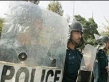 teheran politie
