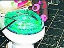 Toaleta restaurant