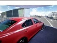 Simulatorul de condus de la Toyota