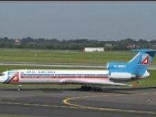 ural airlines tupolev 154