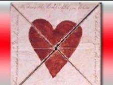 valentine 1790 card