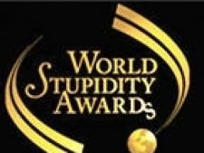 world stupidity awards
