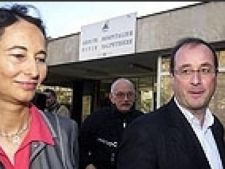 Segolene Royal francois hollande